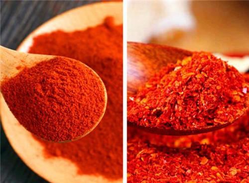 凉皮与陕西面食用什么辣椒面
