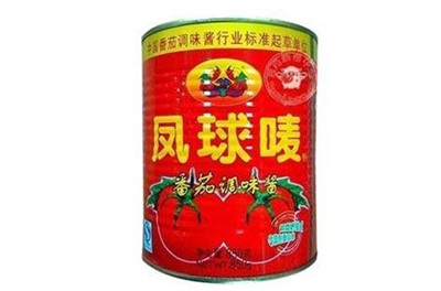 番茄酱用于给食物上色