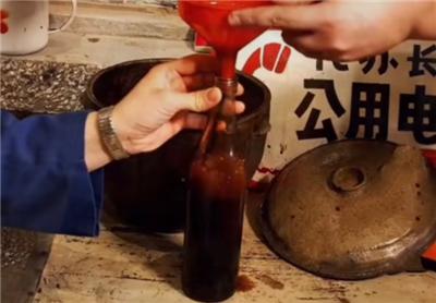 生抽老抽酱油的诞生
